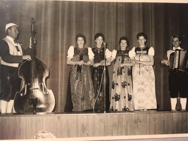 Singgruppe 1960