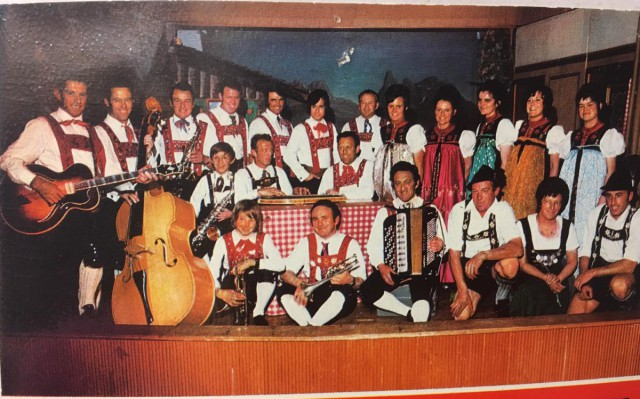 Trachtengruppe 1972