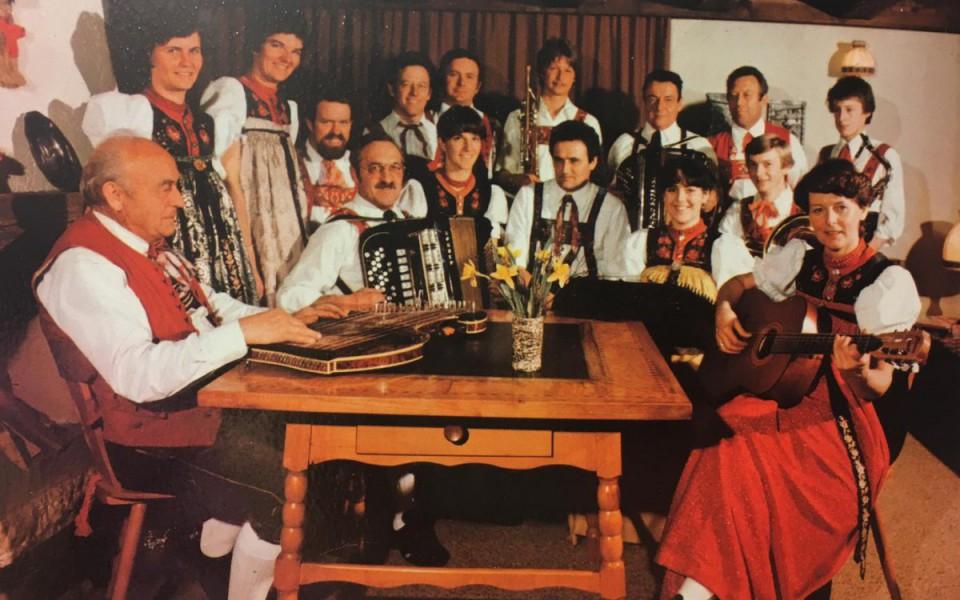 Trachtengruppe 1979