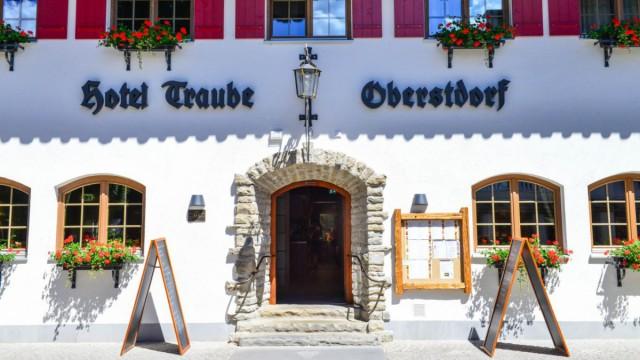 Gemütliches Hotel zentral in Oberstdorf
