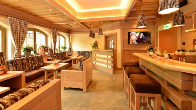 Das Familienhotel Traube in Oberstdof - Restaurant