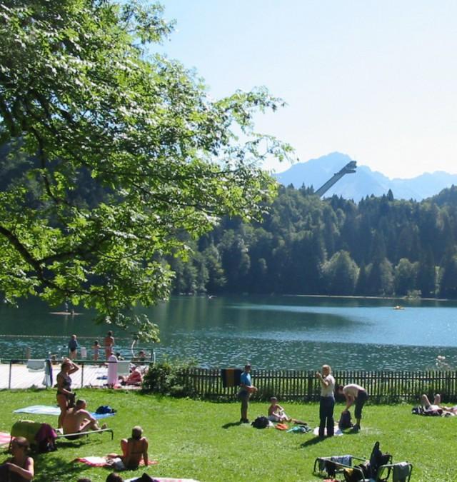 Urlaub mit Kindern in Oberstdorf