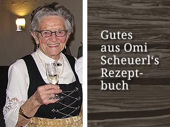 Speisekarte - Restaurant in Oberstdorf