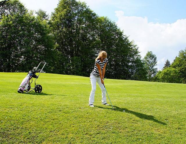 Golfangebot für Sie