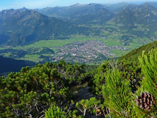Unterkunft und Hotel in Oberstdorf im Allgäu