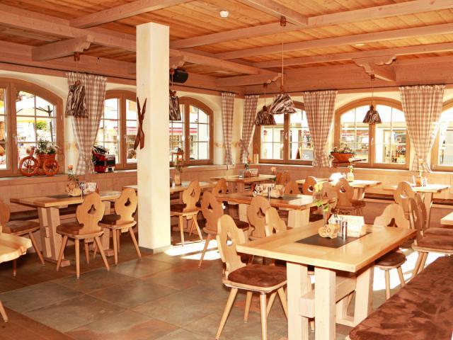 Gut essen in unserem Restaurant  in Oberstdorf im Allgäu