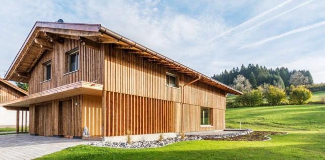 Holzbau im Allgäu