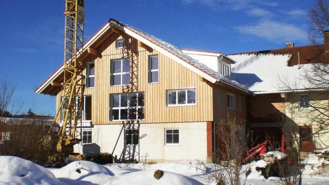 Holzbauunternehmen aus dem Allgäu in Bayern für Deutschland