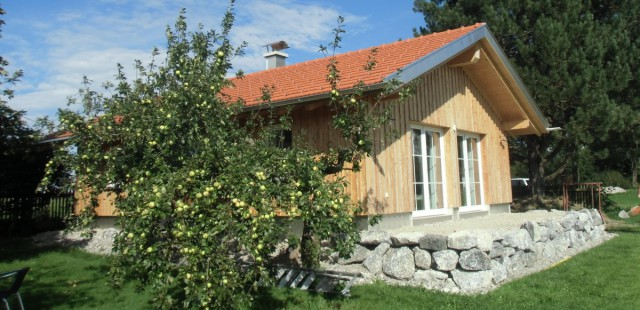 Holzbauweise für modernes und gesundes Wohnen mit dem Baustoff Holz