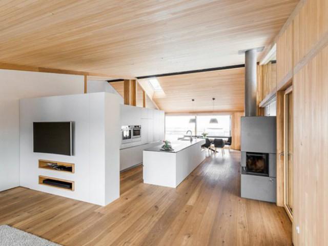 Altes Haus modern umbauen: Holzhaus renovieren & sanieren