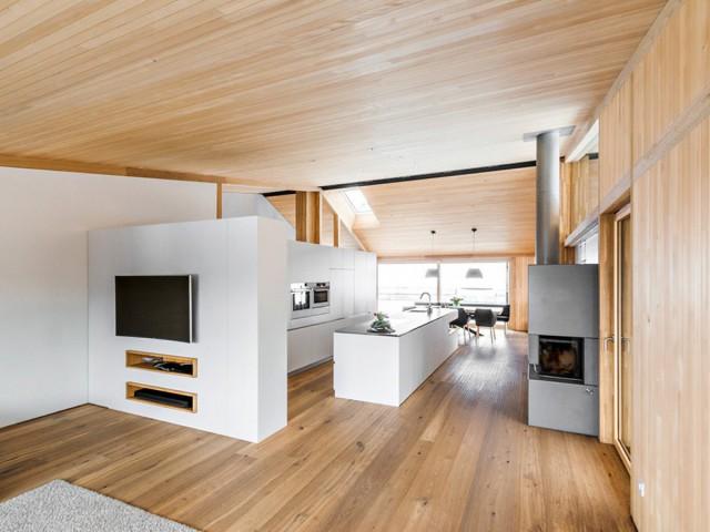 Holzhaus Innenausbau nach Maß
