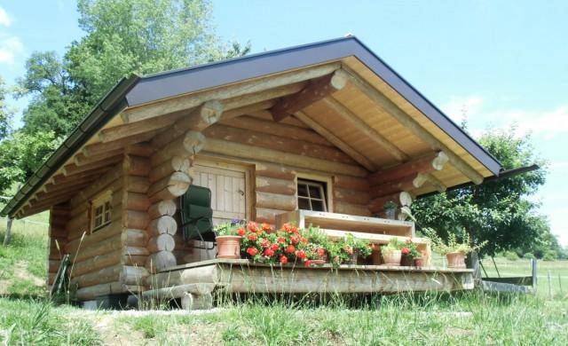 In Blockbauweise Häuser aus Holz von Völk bauen lassen