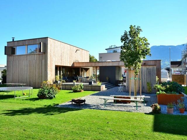 Massivholzhaus bauen - Preise & Kosten