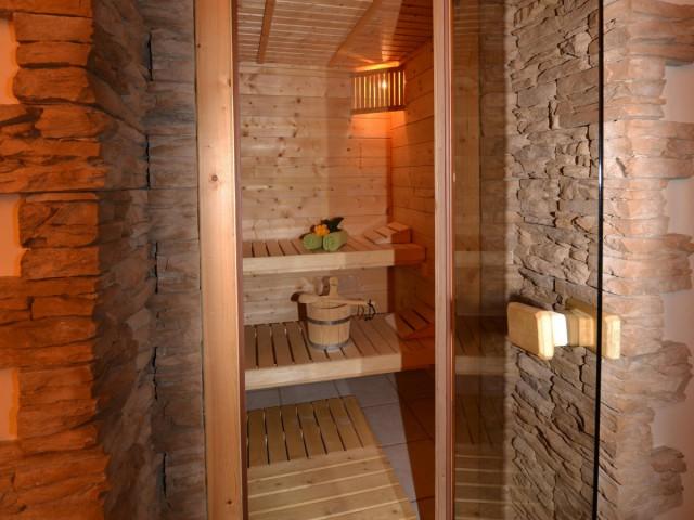 Sauna im Haus im Wäldle
