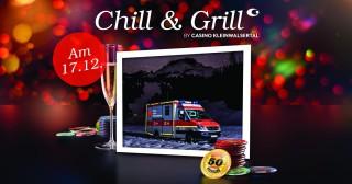 Casino Kleinwalsertal Chill & Grill ab 14:30 Uhr -                                                                        zugunsten der Walser Rettung