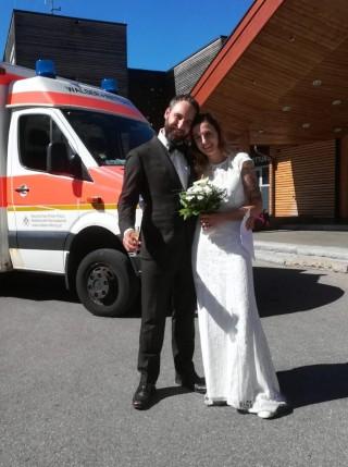 Hochzeit Mario & Carmen