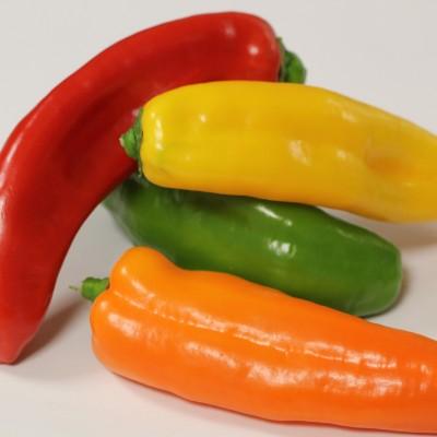 Gemüse - Paprika spitz rot