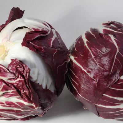 Gemüse - Salat Radicchio