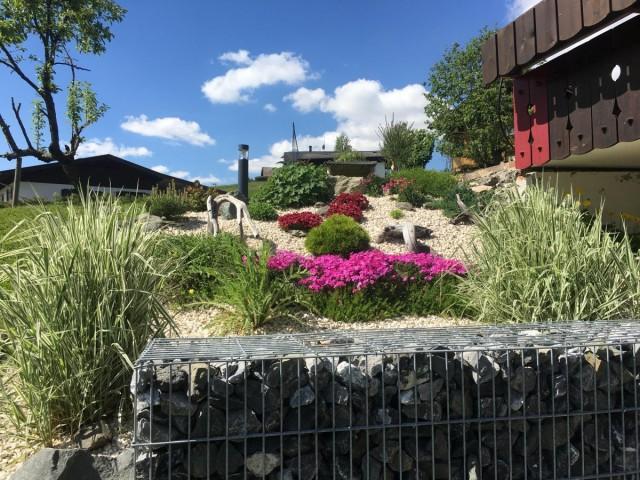 Unser Steingarten