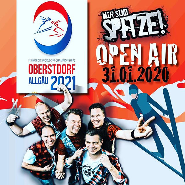 WM Ski Worldcup Party – Obersdorf  im Nordick - Park