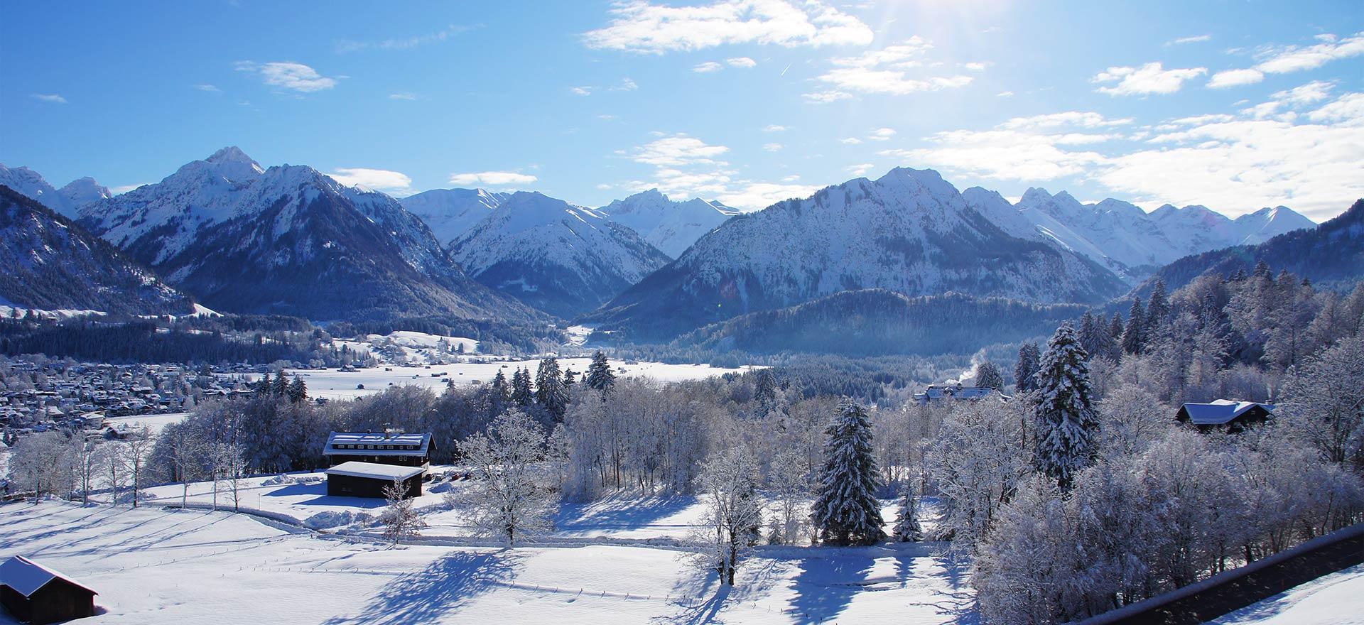 Skianlagen &