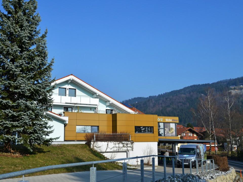 Wörz Raumwerkstatt in Rettenberg